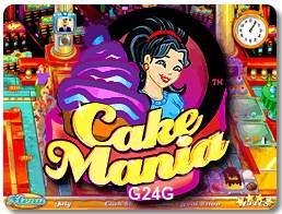 لعبة cake mania
